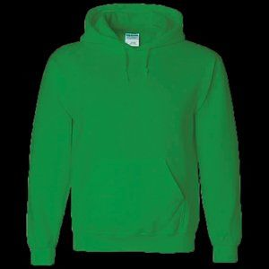 4XL Gildan Irish Green Heavy Blend Hoodie